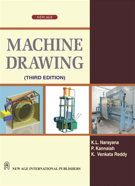 machine drawing  edition drklnarayana