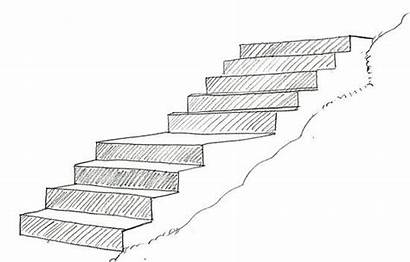 Drawing Stairs Draw Staircase Steps Wikihow Stair