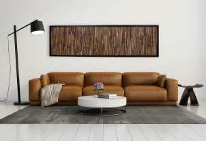 design ledersofas creative ideas for your own reclaimed wood wall