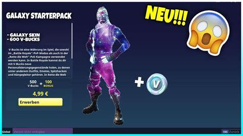fortnite galaxy skin starterpack fuer  galaxy skin