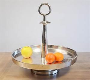 Lampenschirme Für Tischlampen : schale aus aluminium mit griff online kaufen michael noll ~ Whattoseeinmadrid.com Haus und Dekorationen