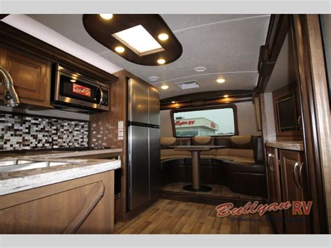 front kitchen 5th wheel keystone montana fifth wheels cutting edge floorplan