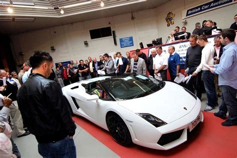 Bca Doubles Top Car Auctions At Nottingham  Motoring News