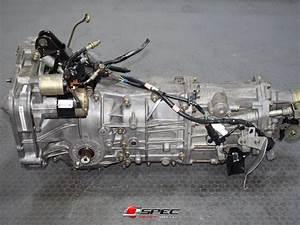 Subaru 5 Speed Manual Transmission 5mt