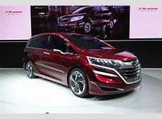 Honda MPV Concept Shanghai 2013 Picture 84538