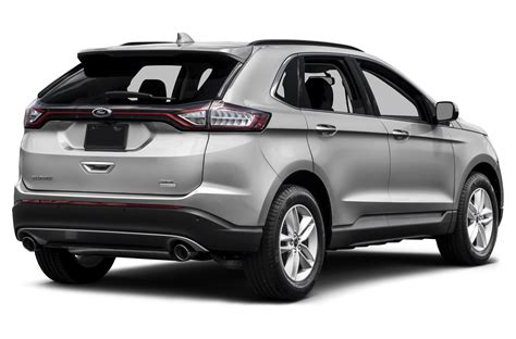 Ford Suv 2015 by 2015 Ford Edge Price Photos Reviews Features