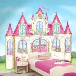 Papier Peint Chateau Disney by Papier Peint Chambre Fille Princesse Paihhi Com