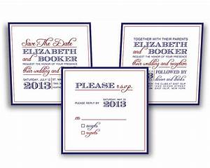 creative type wedding invitation from etsy shop by With wedding invitation etsy shops