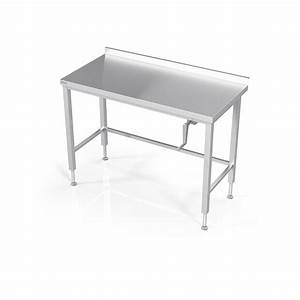 Manual Height Adjustable Table With Frame