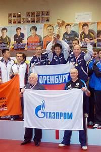 Gazprom Torch table tennis club from Orenburg wins its ...