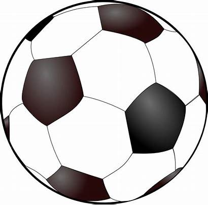 Soccer Ball Clip Clipart Cartoon Football Futbol