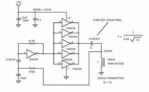 Creating 125khz Oscillator