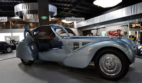 Never delivered to a customer, the supercharged atlantic was shown during the 1937 auto salon in nice where it is. Just A Car Guy: 1937 Bugatti Atlantic type 57SC, holds the record for being sold for the most ...