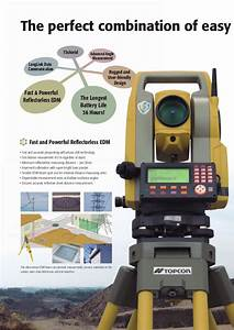 Total Station Topcon Es 103  Andy  087876262648