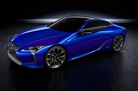 lexus new sports lexus lc500h new coupe gets clever complex hybrid tech