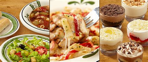 Olive Garden Reveals A 3course Italian Dinner For $1295