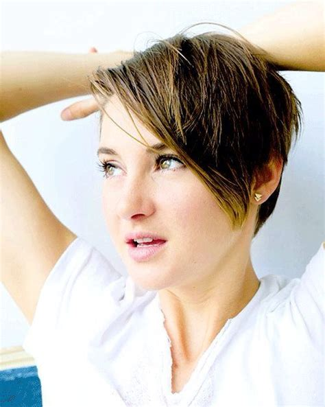 haircuts for 50 year 572 best shailene woodley images on divergent 4869