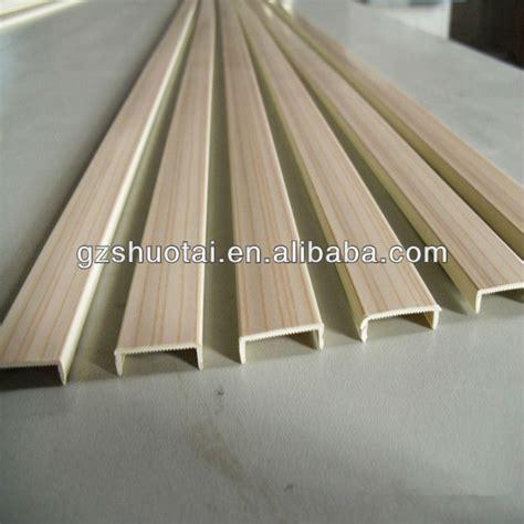 pvc u profil pvc u shape edge banding plastic u profile buy u shape