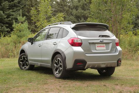 Subaru Xv Crosstrek by 2015 Subaru Xv Crosstrek Review Autoguide News