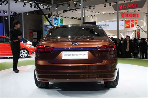 Reedy Ford by Beijing 2014 Production Ready Ford To Debut The