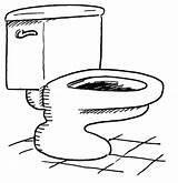 Coloring Bathroom Toilet Printable Toilette Dibujos Colorear Water Inodoros Kleurplaten Kleurplaat Pintar Badkamer Supercoloring Gratis Printables Furniture Ausmalbild Inodoro Sketch sketch template