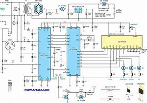 Volt Amp Meter Wiring Diagram For Led  Volt  Free Engine Image For User Manual Download