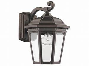 Kichler outdoor wall sconce pacific edge light