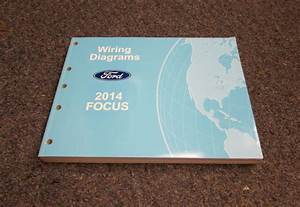 2014 Ford Focus Electrical Wiring Diagrams Service Manual