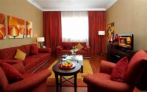 living room ideas red living room decor 20 colors that With the color combination for red living room