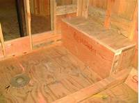 how to build a walk in shower how to build a walk in shower with bench - Google Search ...