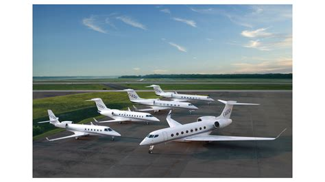 gulfstream   business aviation icon aviationproscom