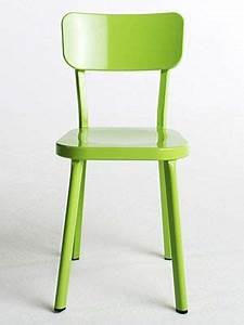 Lime A Metal : paige metal chair in lime green decor blue green ~ Edinachiropracticcenter.com Idées de Décoration
