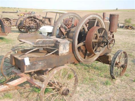 8 Hp Ihc Hopper Cooled Famous Engine