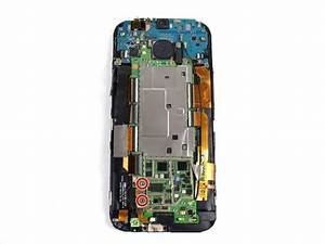 Htc One M8 Headphone Jack  Micro Usb Board Replacement