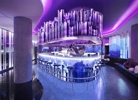 Bar W Hotel by W Hotel To Open In Madrid In 2018 Travel For Senses