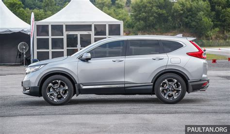 GALLERY: Honda CR-V – new 1.5L Turbo vs old 2.4L Image 673095
