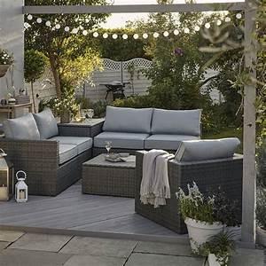 Mobilier Jardin Ikea : un salon de jardin en rotin ikea mobilier outdoor pinterest jardins salon et mobilier jardin ~ Teatrodelosmanantiales.com Idées de Décoration