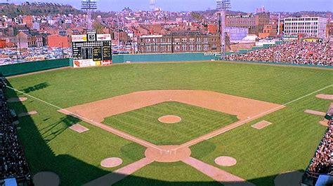 crosley field cincinnati cincinnati reds baseball