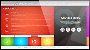 How To Create Template In Powerpoint How To Create Beautiful Process Steps Timeline