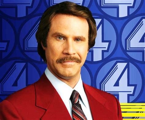 Anchorman Ron Burgundy Becomes Salesman Mandatory