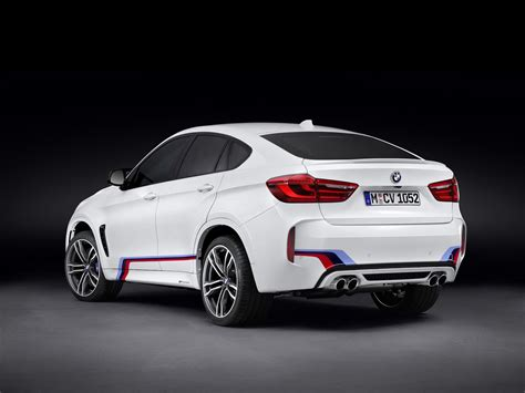 Bmw X5 M And X6 M With M Performance Parts Revealed