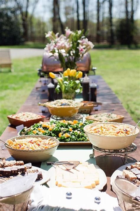 30 Rustic BBQ Wedding Ideas Best For Backyard Wedding