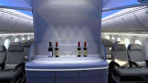boeing  dreamliner interior fly  youtube