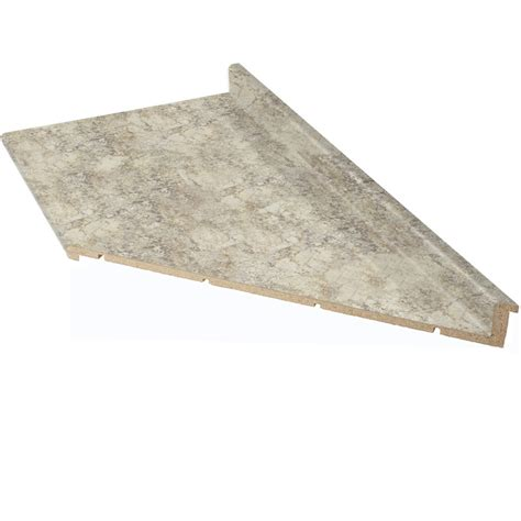 12 foot laminate countertop shop vti laminate countertops 12 ft crema mascarello