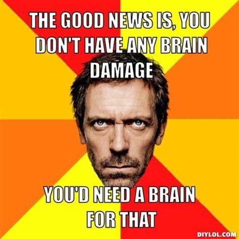 Brain Meme Generator - research reveals this vitamin deficiency can cause permanent brain damage realfarmacy com