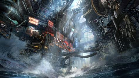 Killzone Mercenary Concept Art And Screenshots Gallery