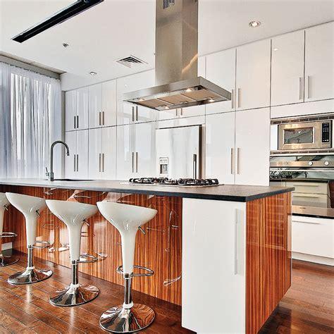 cuisine a la mode une cuisine 224 la mode urbaine cuisine inspirations d 233 coration et r 233 novation pratico pratique