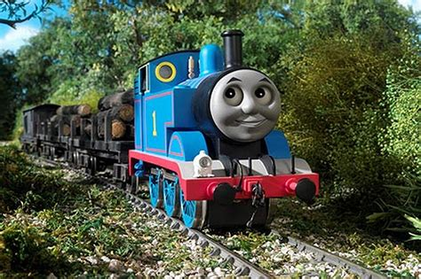 The Gospel Of Thomas The Tank Engine After+math