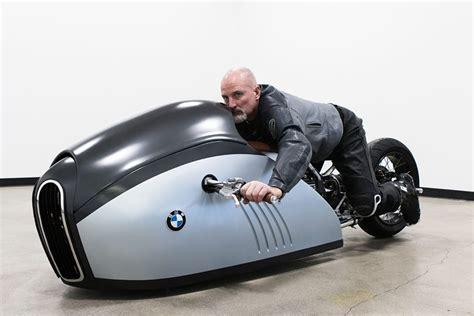 designer brings  alpha concept motorcycle  life