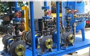 Booster Pump - Hydrant Pump Specialist
